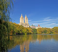 Central Park NYC Stock Images