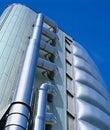 Centre d'espace de Leicester. Photo stock