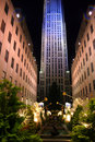 Centre de Rockefeller, New York City Photo stock