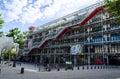 Centre Georges Pompidou - Paris, France