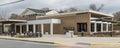 Centro del visitante de la high school secundaria de little rock Imagen de archivo