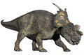 Centrosaurus d'imagination Photo stock