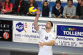 Centurions Narbonne vs Paris Volley Royalty Free Stock Photography