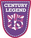Century legend Royalty Free Stock Images