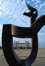 Century Square in Foshan China Royalty Free Stock Photo