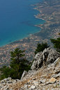 Cephalonia in Greece Royalty Free Stock Images