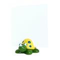 Ceramic figurine of a turtle