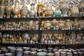 Ceramic Goods Royalty Free Stock Photo