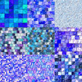 Ceramic mosaic Royalty Free Stock Images