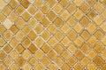 Ceramic mosaic texture Royalty Free Stock Photo
