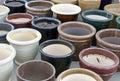 Ceramic Pots Stock Photos