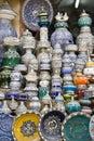 Ceramic Pottery Shop Royalty Free Stock Photo
