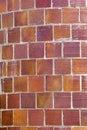 Ceramic Silo Tile Royalty Free Stock Photo
