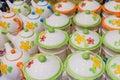 Ceramic Teapots Royalty Free Stock Photo