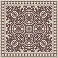 Ceramic Tile Seamless Pattern Royalty Free Stock Image