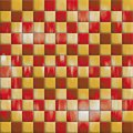 Ceramic tiles seamless texture for background Stock Photography
