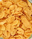 Cereal corn flakes Royalty Free Stock Photo