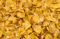 Cereal flakes Royalty Free Stock Photography