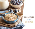 Cereals in a bowl Royalty Free Stock Photo