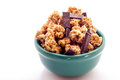 Cereals with chocolate Royalty Free Stock Photo