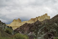 Cerro Alcazar Royalty Free Stock Photo