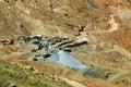 Cerro Rico, Bolivia Royalty Free Stock Photo