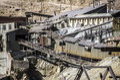 Cerro Rico Mining, Potosi, Bolivia Royalty Free Stock Photo