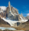Cerro Torre Royalty Free Stock Photo
