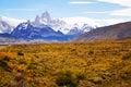 Cerro Torre and glaciers
