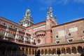The Certosa di Pavia or Charterhouse of Pavia Royalty Free Stock Photography
