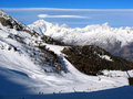 Cervinia Royalty Free Stock Photos