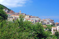Cervione corsica france is a commune of the haute corse department of on the island of Royalty Free Stock Photography