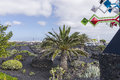 Cesar marique foundation lanzarote in tahiche canary islands spain Stock Image
