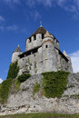 Cesar tower in Provins Stock Image