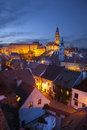Cesky Kromlov, Czech Republic. Royalty Free Stock Photos