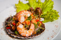Ceviche Royalty Free Stock Images