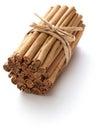 Ceylon cinnamon sticks Royalty Free Stock Photo