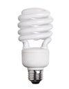 CFL Fluorescent Light Bulb Iso...