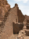Chaco canyon n m culture national historical park is located in northern new mexico and the pueblo ruins at the location date back Stock Photography