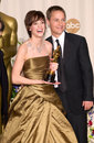 Chad lowe hilary swank mar best actress actor husband at the nd academy awards paul smith featureflash Royalty Free Stock Photography