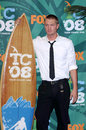 Chad michael murray in the press room at the teen choice awards gibson amphitheater universal city ca Stock Photos