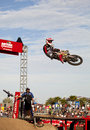 Chad Reed (22) Royalty Free Stock Photography