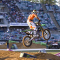 Chad Reed, Australian Super X Championship Stock Images