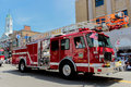 Chagrin Falls Fire Department Royalty Free Stock Photo
