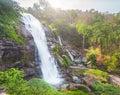 Chaimai waterfall chiangmai thailand wachiratarn waterfall this is Stock Photography