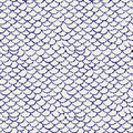 Chain armor seamless pattern Royalty Free Stock Photo