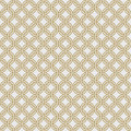 Chain armor seamless pattern vector illustration Royalty Free Stock Photo