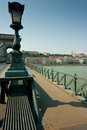 Chain Bridge Royalty Free Stock Photo