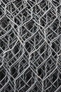 Chain Link Fencing Royalty Free Stock Photo