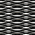 Chain link mesh Royalty Free Stock Photos